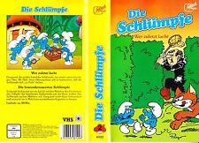 VHS Die Schlümpfe 2 - Wer zuletzt lacht - FSK 0 - Select Video