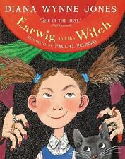 Earwig And The Witch [97800 - Paul O. Zelinsky Diana Wynne Jones (Hardcover) New
