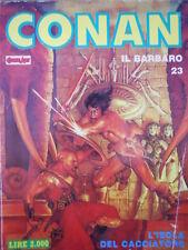 Conan il Barbaro n°23 ed. Comic Art  [G.234]
