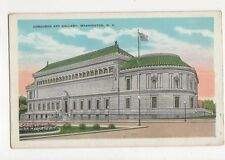Corcoran Art Gallery Washington DC USA Vintage Postcard 138a