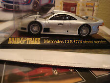 Road & Track 1:43 Mercedes CLK-GTR Street Version Collectors 1/36,000