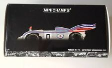Minichamps Paul's Model Art Porsche 917/20 SUPERSPRINT NURBURGRING 1974 1:18 NIB