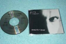 Keith Richards Maxi-CD Wicked as it seems - 2-Track CD-The Rolling Stones solista