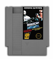 Robocop Vs The Terminator - Nintendo NES Game