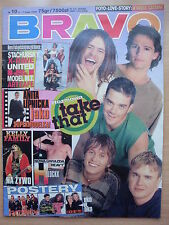 BRAVO 10/95 TAKE THAT,Rednex,Marky Mark,Roxette,Kelly Family,H-Blockx,Green Day