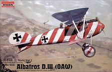 RODEN # 608, 1/32, Albatros D.III (OAW)