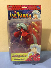 "Inuyasha 6"" Action Figure With Tetsusaiga Sword Toynami Toys VIZ Media  Series 4"