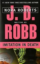 Imitation in Death 17 by Nora Roberts and J. D. Robb (2003, Paperback)