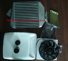 TOYOTA Land cruiser 100 / 105 1HZ 4.2L turbo diesel top mount intercooler kit