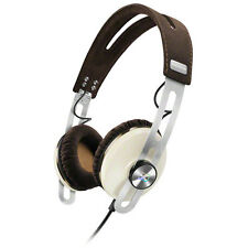 Sennheiser Momentum M2 OEi Ivory Headsets On-Ear Headphones For Apple Products