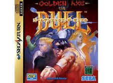 ## SEGA SATURN - Golden Axe The Duel (JP Import) - TOP ##