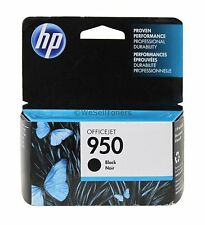 HP 950 Black Ink Cartridge CN049AN Genuine Old Generation