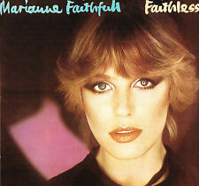 MARIANNE FAITHFULL Faithless ALBUM VINYL LP 1988 Castle Classics CLALP 148 @Mint