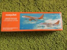 easyJet Limited Edition Collectable Scale Model Aircraft Twin Pack
