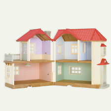 Sylvanian Families WALLPAPER FOR LARGE HOUSE FLOWER PATTERN Calico Critters