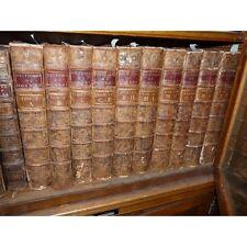 Dictionnaire de Moreri La plus complete édition 1759 en dix volumes in folio