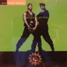C+C Music Factory : Do You Wanna Get Funky CD (1994)  LIKE NEW  DB1108