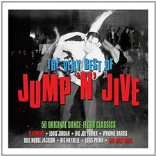 Very Best Of Jump & Jive (2015, CD NIEUW)2 DISC SET