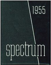 1955  Parma Ohio High School  Year Book Spectrum
