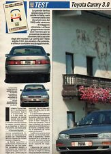 SP20 Clipping-Ritaglio 1991 Toyota Camry 3.0 V6 G