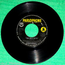 "PHILIPPINES:DURAN DURAN - The Wild Boys,Im Looking For Cracks,7"" 45 RPM,RARE,"