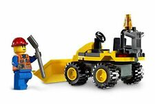 Lego 7246 City Mini Digger Terrassier Chantier complet + Notice de 2005