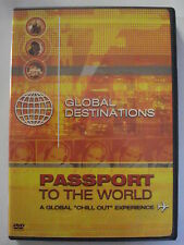 GLOBAL DESTINATIONS (AS NEW) # A GLOBAL 'CHILL OUT' EXPERIENCE [DVD + CD]
