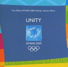 Unity: The Official Athens 2004 Olympic Games Album - Various Artists (CD, 2004)