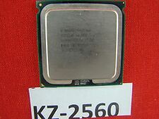 Intel Xeon e5320 1,86 GHz Quad Core Server CPU Socket 771 sl9mv #kz-2560