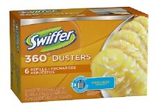6 count Swiffer 360 # 16944 Replacement Duster Refills for # 80900 Duster