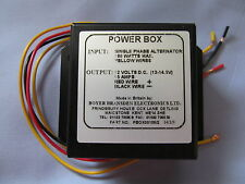 NORTON TRIUMPH BSA 12 VOLT 180 WATT BOYER BRANSDEN SINGLE PHASE POWER BOX 108