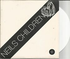 NEILS CHILDREN Always the same UK SINGLE WHITE VINYL 2005