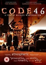 Code 46 DVD Tim Robbins Tim Robbins Brand New and Sealed UK Release R2