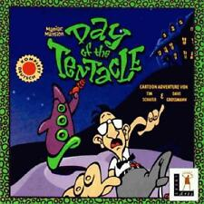 Maniac Mansion Day of the Tentacle mit Sprache kpl. Deutsch