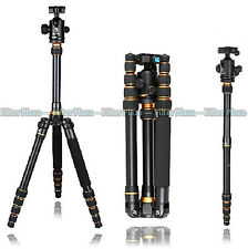 Pro Magnesium Aluminium Tripod Monopod BEIKE BK-777 + Ball Head for DSLR Camera