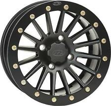 ITP SD-Series Dual Beadlock Wheel - 14x7 - 4+3 Offset - 4/156 - Matte Black