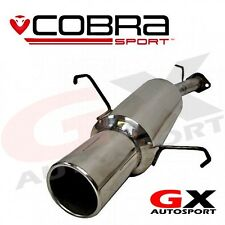 VC21 Cobra Sport Vauxhall Corsa C 1.2 & 1.4 Petrol 00-06 Rear Back Box Exhaust