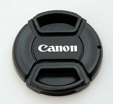 52mm Center Pinch Front Lens Cap for Canon E-52 EF FD 60mm 50mm 40mm 24mm EOS M