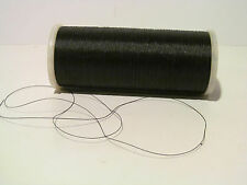 Vintage Tube Radio Tuner Dial Cord String Replacement ( 15ft. ) Heavy .076