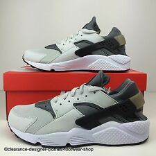 NIKE AIR HUARACHE TRAINERS MENS SNEAKERS CASUAL RETRO SHOES UK 12 RRP £120
