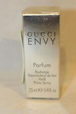 Gucci ENVY Women 7,5 ml reines Parfum Extrait Nachfüller NEU/OVP