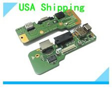 08530-2 08530-1 00835 Dell 1545 DR1 Charger Board DC Power octagonal Jack USB