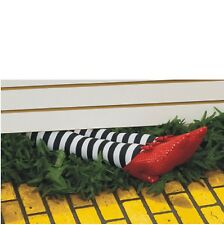 Wizard of Oz - Wicked Witch of the East Legs Costume Accessory Movie Prop