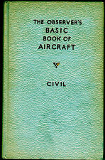 The observer basic book of aircraft - civil 1967