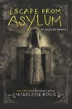 Asylum: Escape from Asylum 4 by Madeleine Roux (2016, Hardcover)