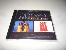 Odyssey & the three degress Back to Back (2006)