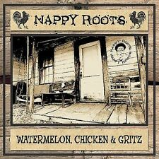Watermelon, Chicken and Gritz [Clean] [Edited] by Nappy Roots (CD, 2002)