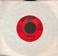 led zeppelin / the who split bill huie interview 7""