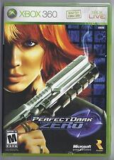 Perfect Dark Zero (Microsoft Xbox 360, 2005)