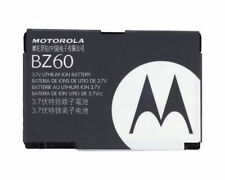 NEW OEM MOTOROLA BZ60 BATTERY FOR RAZR V3,V3A,V3C,V3I,V3M,V3T,V3XX,V6 MAXX PEBEL